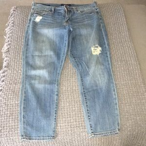 Lucky Brand 🍀 ankle Jeans